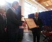 Poseł Krzysztof Lipiec Honorowym Obywatelem Miasta Wiślica