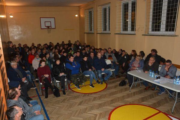 Spotkanie w sprawie oświaty w gm. Pacanów - fot. UMiG Pacanów