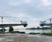 Budowa mostu na Wiśle na finiszu. Kiedy prace się zakończą?