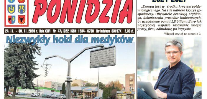 Tygodnik Ponidzia nr 47/2020